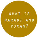 What is warabi and yokan?